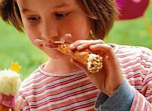 Rurki z kremem pistacjowym - ugotuj