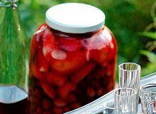 Vieux garcon - owoce w alkoholu - ugotuj