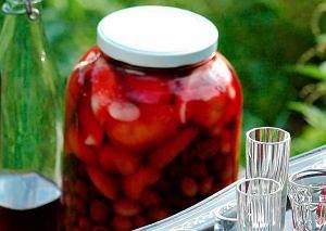 Vieux garcon - owoce w alkoholu
