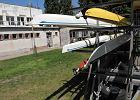 Zatonęła łódź z wioślarzami toruńskiego AZS. Czyżby za dużo ważyli?