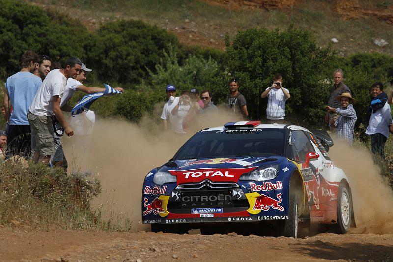 Grecka runda Rajdowych Mistrzostw Świata, nazywana przez organizatorów Rajdem Bogów, zakończyła się zwycięstwem Sébastiena Loeba