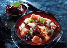 Ceviche z ryb mieszanych - ugotuj