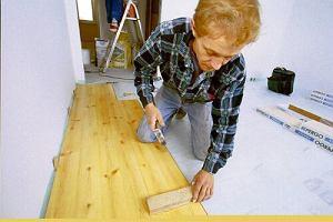 """Panele podłogowe i problem """"wstawania podłogi"""""""