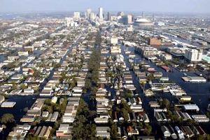 Katrina - huragan oszustw