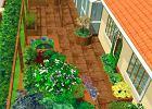 Taras w roli ogródka