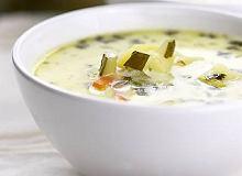 Zupa ogórkowa z ziemniakami - ugotuj