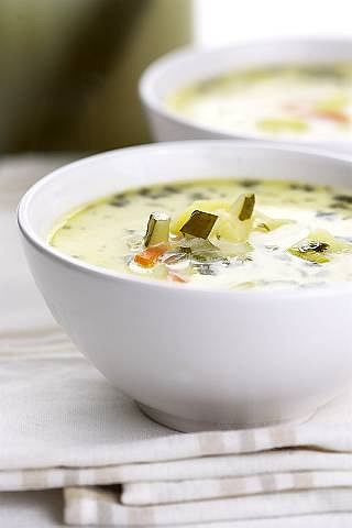 Tanie, gorące i pożywne - przepisy na tradycyjne zupy