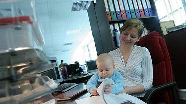 Ania Luty jest mamą dwóch wspaniałych synków, ale nie wyobraża sobie rezygnacji  z pracy zawodowej.  Radość sprawia jej też przebywanie wśród tak sympatycznych ludzi jak koleżanki i koledzy z firmy.