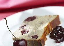 Pasztet drobiowy z wiśniami i czerwonym sosem - ugotuj