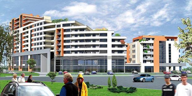 Nowe osiedle Atanera w Poznaniu przy przy Cytadeli