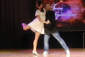 Dominika Kublik- Marzec i Jacek Stachursky