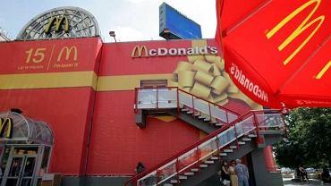 McDonald's w Warszawie