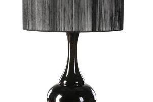 W świetle lampy