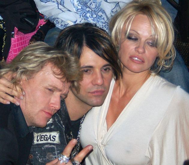 Pamela Anderson wielki kutas