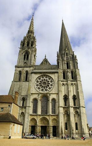 Katedra w Chartres