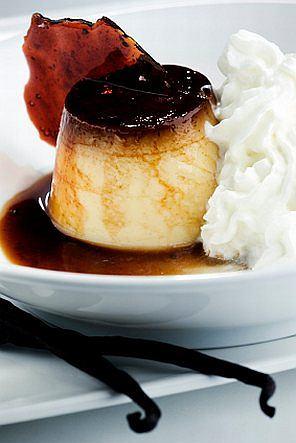 Creme caramel - deser śmietankowo-karmelowy