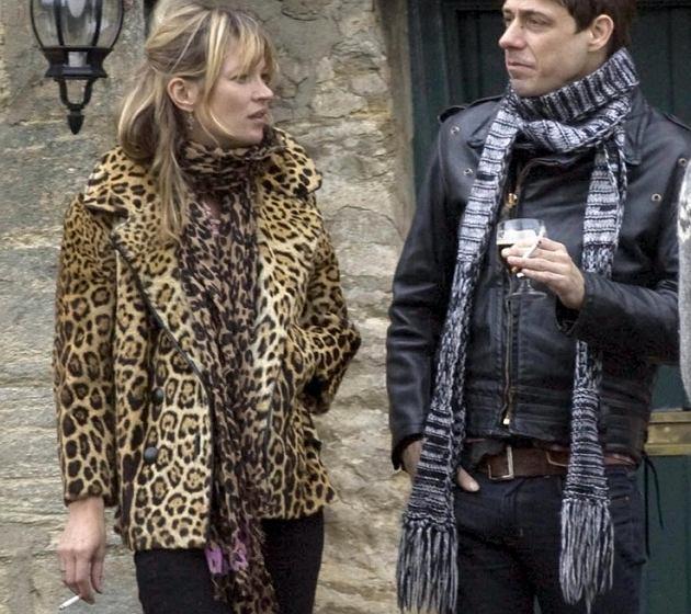 Kate Moss i Jamie Mince