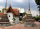 Metropolie świata - Bangkok. Budda z Miasta Śliwek
