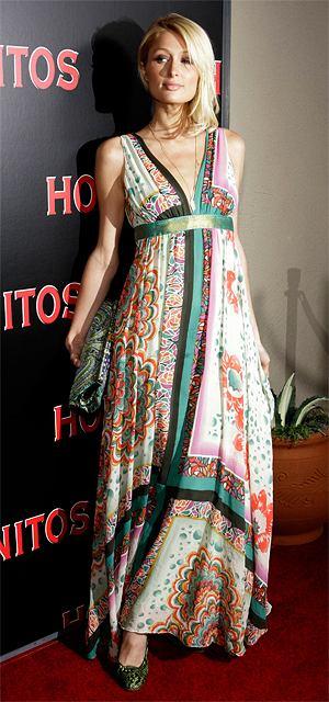 Paris Hilton fot. AP Photo/Danny Moloshok/AG