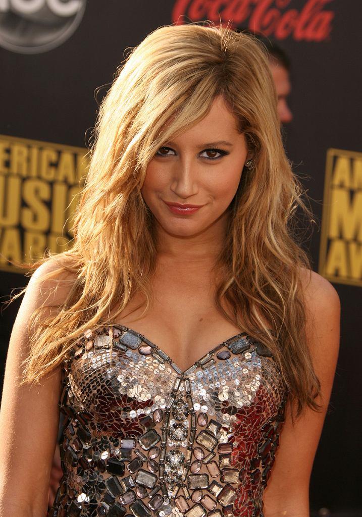 Ashley Tisdale fot. Juan Rico/Fame Pictures/East News