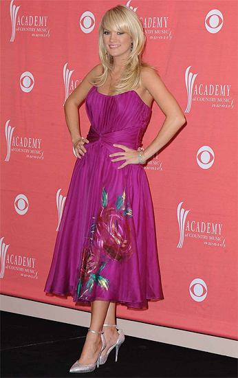Carrie Underwood Fot. MARCOCCHI GIULIO/SIPA USA/East News