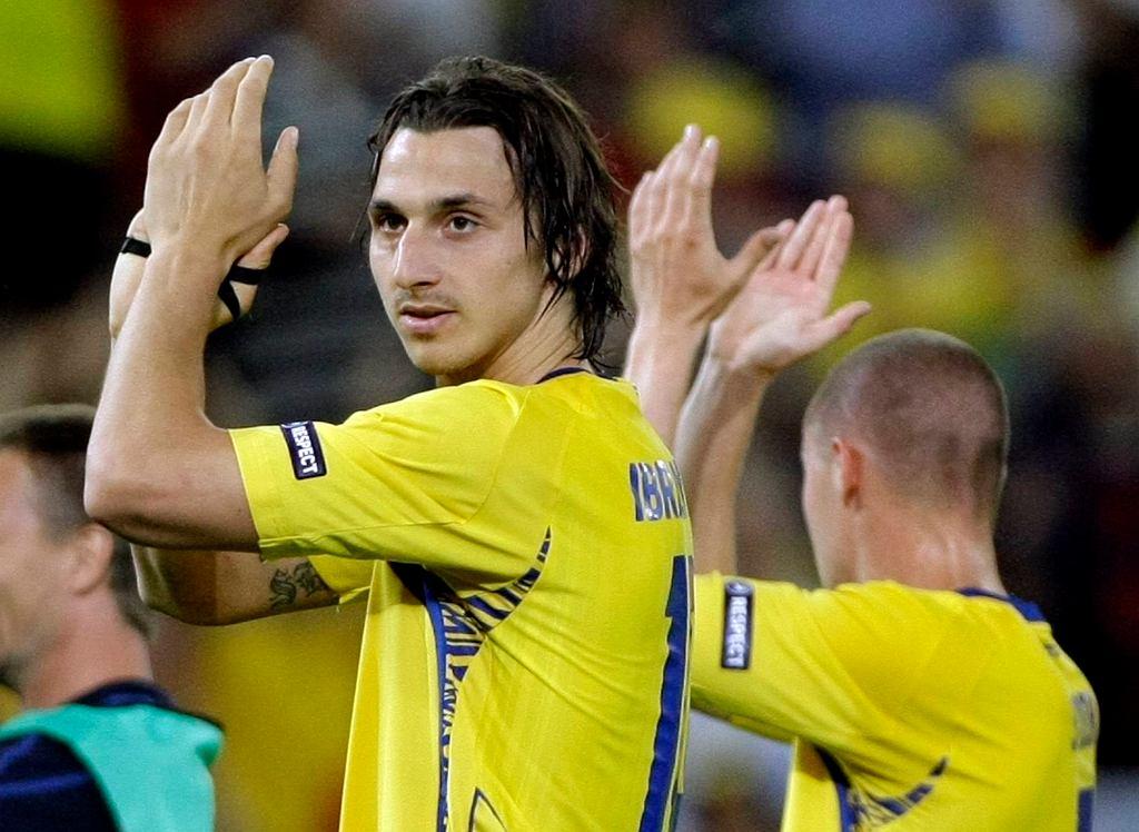 Zdobywca pierwszej bramki - Zlat Ibrahimović