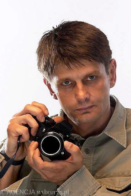 Krzysztof Miller: - Robie odbitki, bo one maja namacalną wartość, można je wziąć do ręki, zagiąć róg, pobrudzić palcem