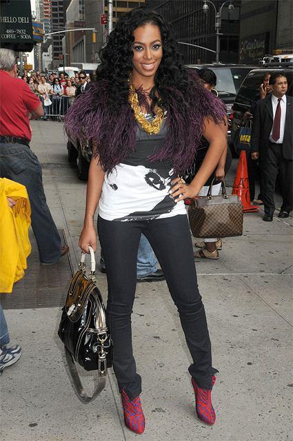 Solange Knowles fot. Johns PkI / Splash News/East News