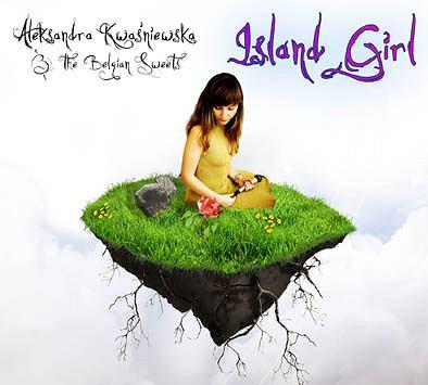Okładka albumu Island Girl