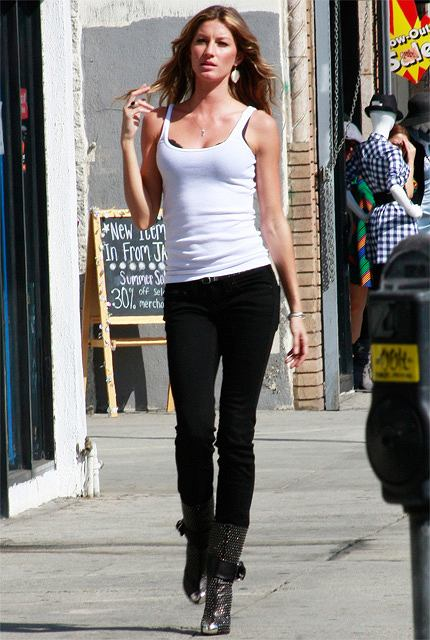 Gisele Bundchen fot. FAME PICTURES/East News