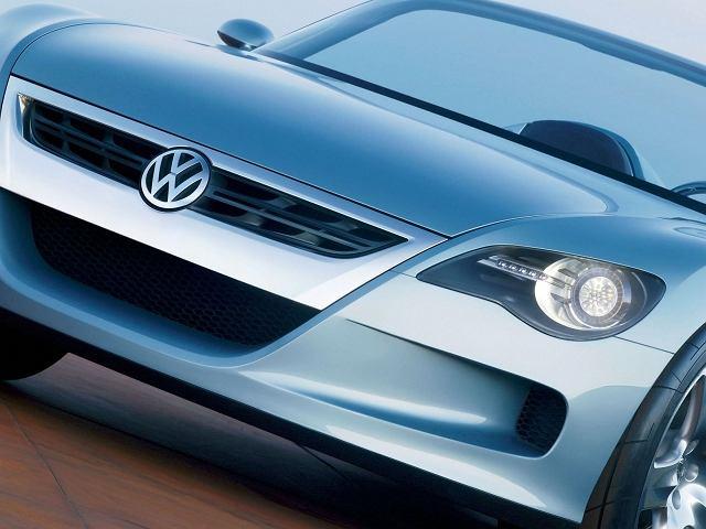 Prawdopodobnie własnie Concept R będzie pierwowzorem dla nowego VW Roadstera
