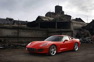 Chevrolet Corvette od Innotech - czeski zastrzyk stylu?