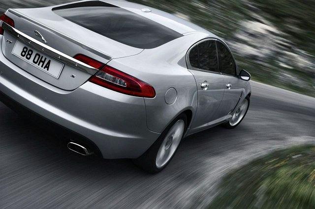 Jaguar XF S 3.0 V6 diesel