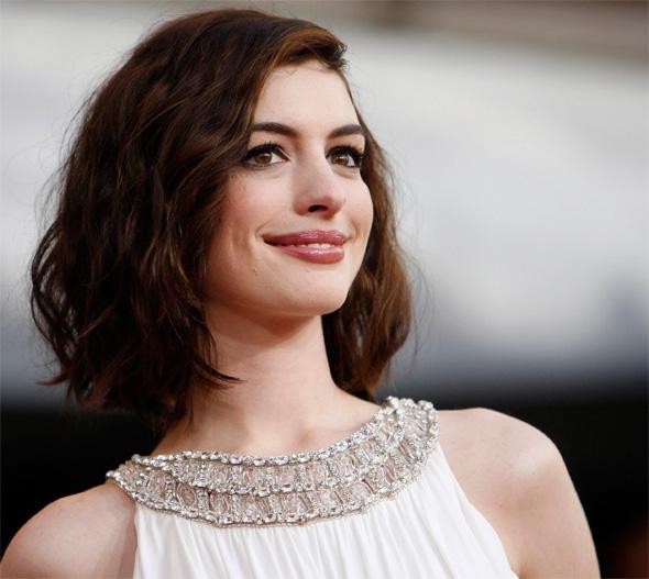 Anne Hathaway fot. AP Photo/Matt Sayles/AG