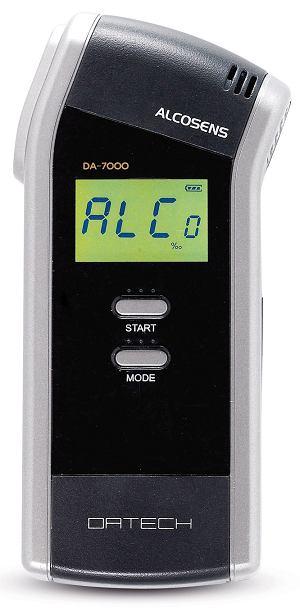 AlcoSens DA-7000