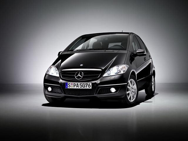 Mercedes klasy A Special Edition 2009