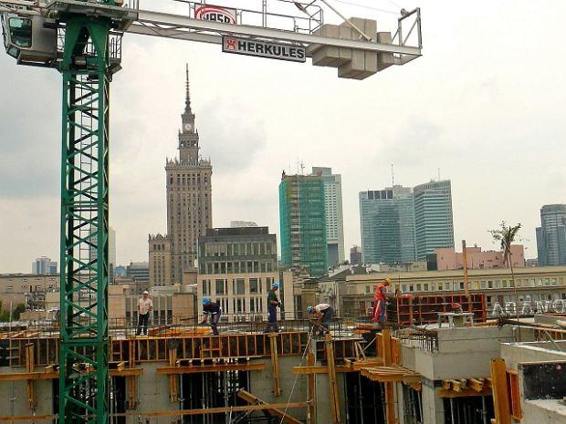 Na Białorusi budownictwo kwitnie