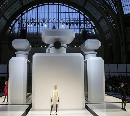 Chanel haute couture (jesień/zima 2009/2010)