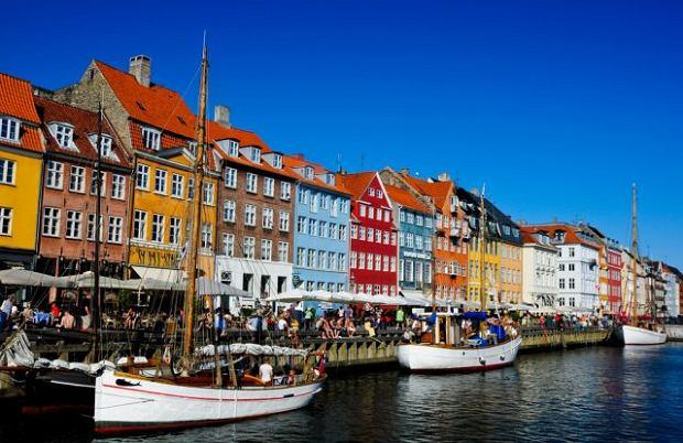 Dania Kopenhaga - Kanał Nyhavn / Shutterstock