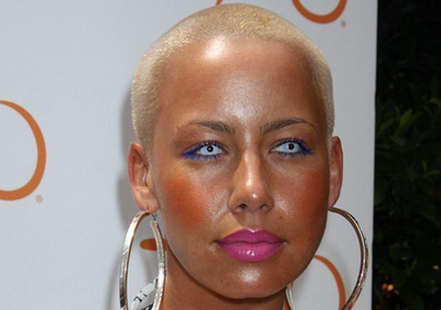 Tak wyglądała Amber Rose na otwarciu hotelu Tao Beach w Las Vegas.