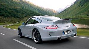 Frankfurt 2009 | Limitowane Porsche 911 Sport Classic