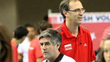 Niemcy - Polska, czyli Raul Lozano i Daniel Castellani