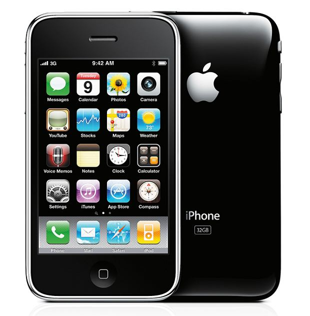 iPhone w GS-ie