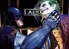 Z Batmanem w wariatkowie