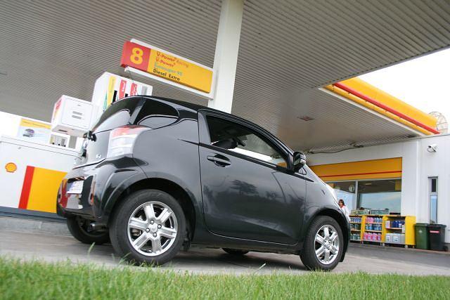 Toyota Eco Challenge 2009 - Start