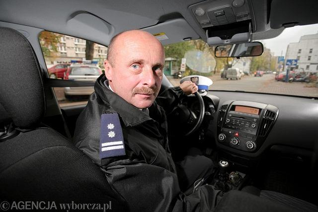 Mł. insp. Wojciech Pasieczny