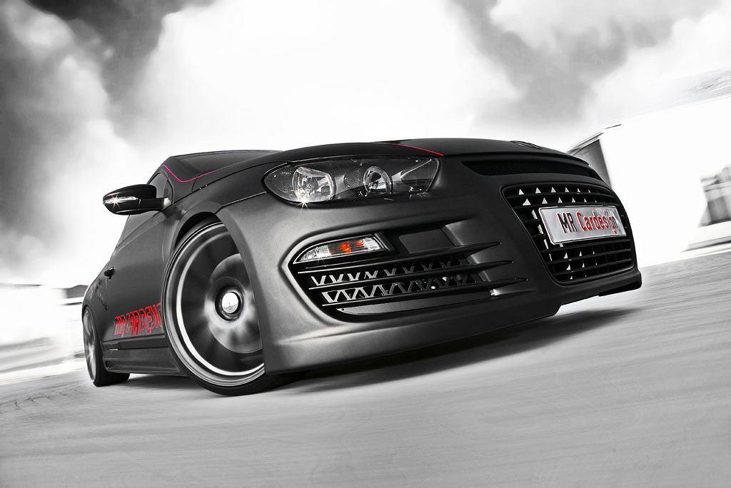 Volkswagen Scirocco 'Black Rocco'