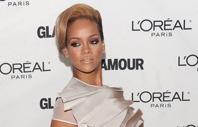 Rihanna pojawiła się podczas gali magazynu