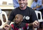 David Beckham w Afryce!