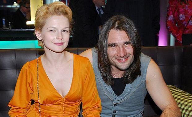 Dominika Ostałowska z mężem Hubert Zduniak